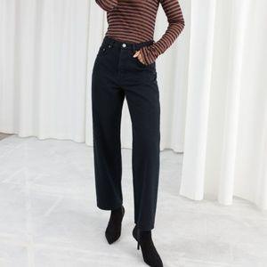 Cotton On Mid Slim Straight Jeans